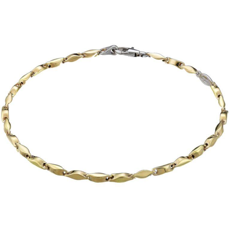 Bracciale Zancan Oro Giallo 18kt - Eternity Gold - EB552GB
