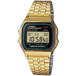 Orologio Casio Acciaio Dorato Digitale – A159WGEA-1EF