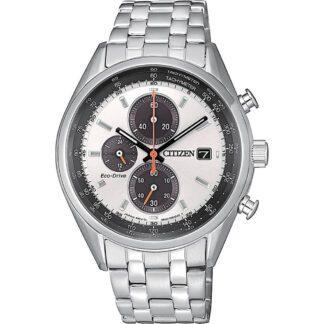 Orologio Citizen Eco Drive Cronografo Acciaio - Crono - CA0451-89A