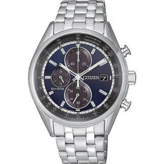 Orologio Citizen Eco Drive Cronografo Acciaio - Crono - CA0451-89L