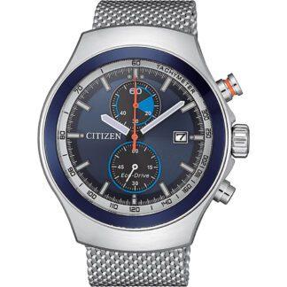 Orologio Citizen Eco Drive Cronografo Acciaio - Chrono - CA7011-83L