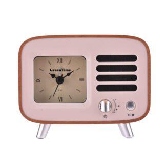 Sveglia Green Time Legno Speaker Bluetooth - ZWC123C