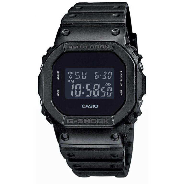 Orologio Cronografi Casio Resina - G-Shock - DW-5600BB-1ER