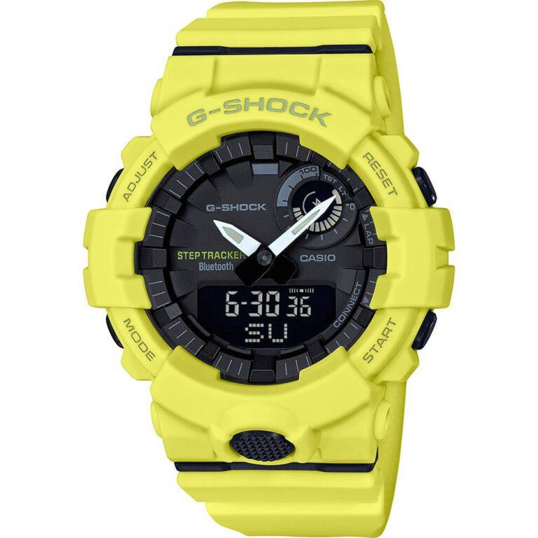 Orologio Cronografo Casio Resina - G-Shock - GBA-800-9AER
