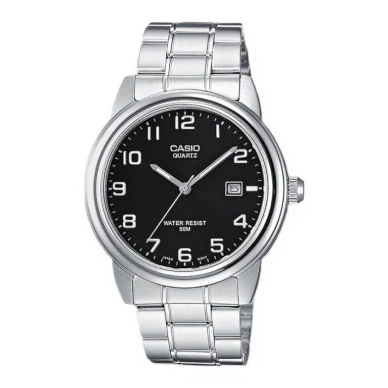 Orologio Solo Tempo Unisex Casio Acciaio - MTP-1221A-AVEF