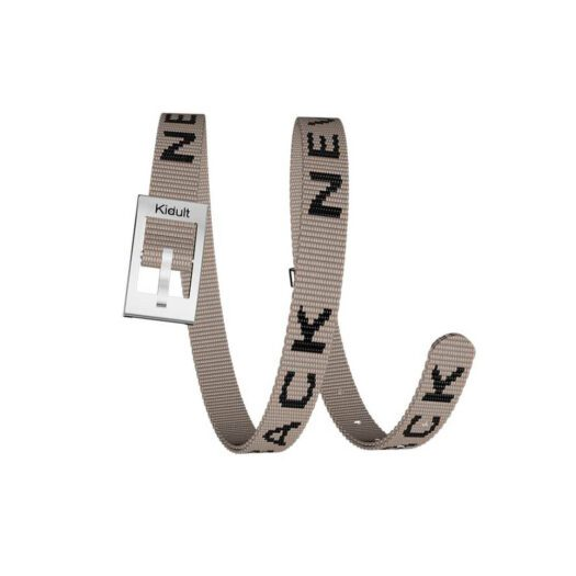 Bracciale Cinturino Kidult in Tessuto con Scritta - Kidult Time - 731547