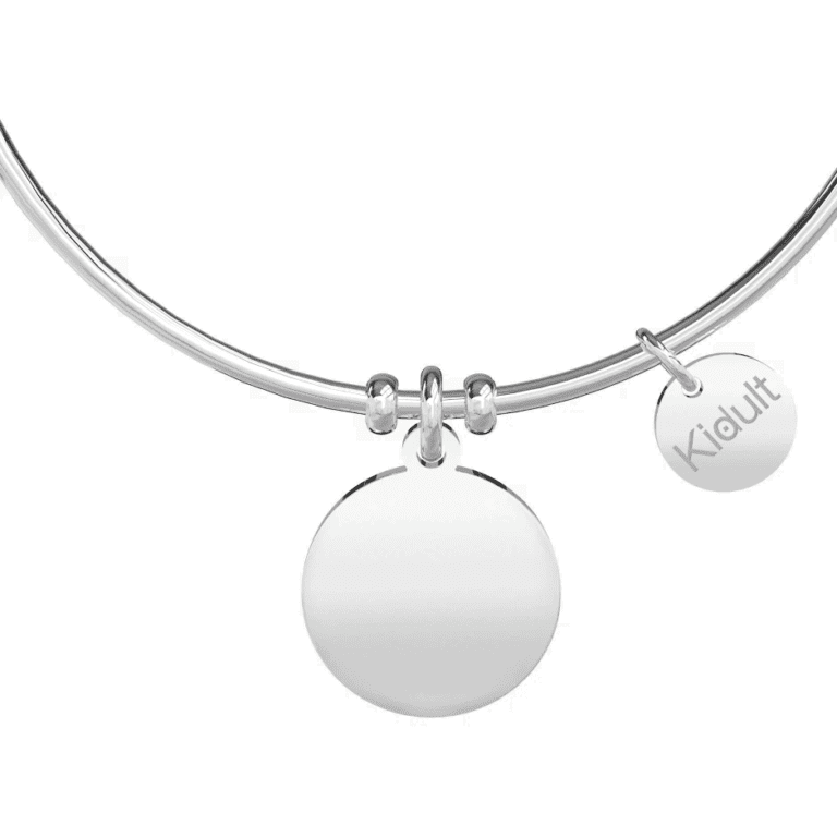 Bracciale Kidult in Acciaio  Smile Everyday - Philosophy - 731612