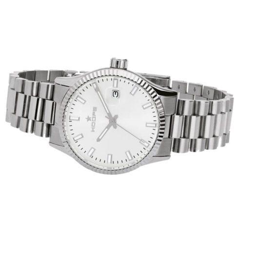 Orologio Hoops Donna Acciaio Luxury L Bianco 2590L07