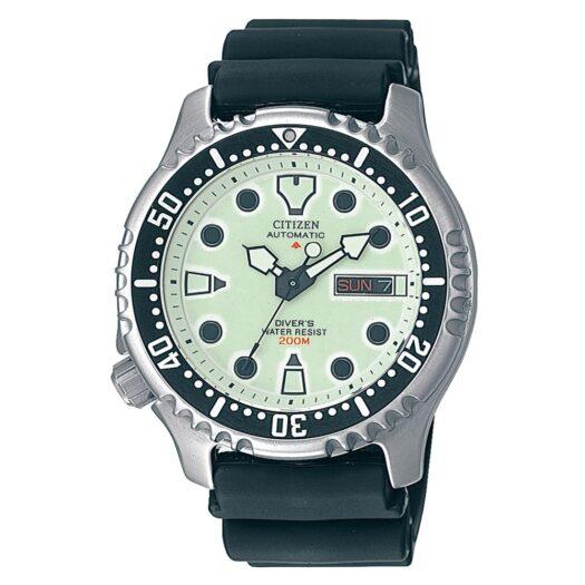 Orologio Citizen Eco Drive Acciaio Diver's Automatic | Promaster - NY040-09W
