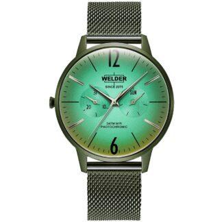 Orologio Fotocromatico Welder Acciaio | Solo Tempo - Moody - WWRS419