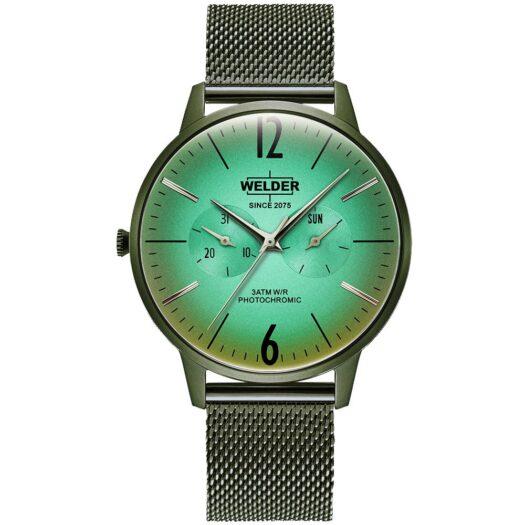 Orologio Fotocromatico Welder Acciaio   Solo Tempo - Moody - WWRS419