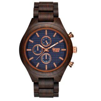 Orologio Green Time Cronografo Legno Sandalo - ZW101D