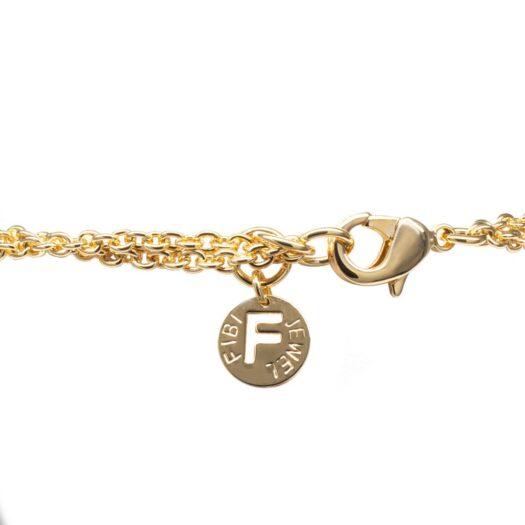 Collana da Donna Fibi in Bronzo Dorato - FL905-G