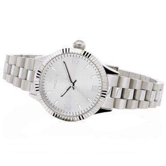 Orologio Solo Tempo Hoops in Acciaio - New Luxury - 2618L-S02