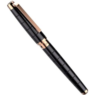 Penna Biro Zancan in Acciaio e Resina - HPN011