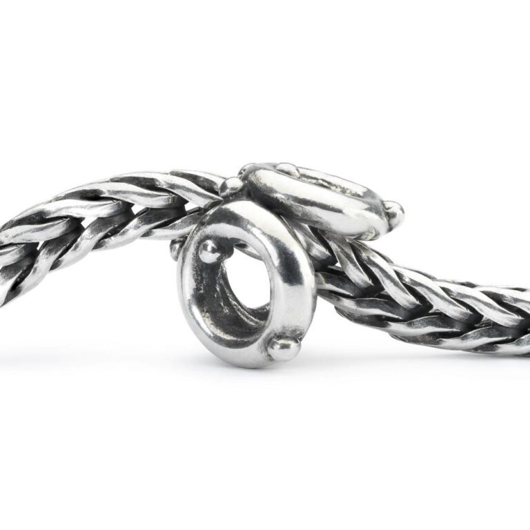 Beads Trollbeads in Argento - Amico Mio - TAGBE-10182