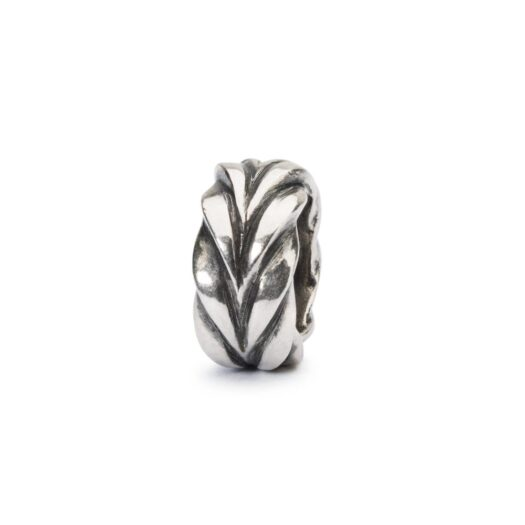 Beads Trollbeads in Argento - Stop Intreccio - TAGBE-10197