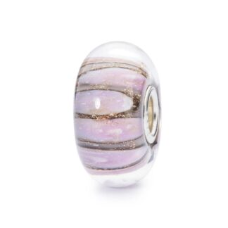 Beads Trollbeads in Argento e Vetro - Conchiglia di Venere - TGLBE-10199