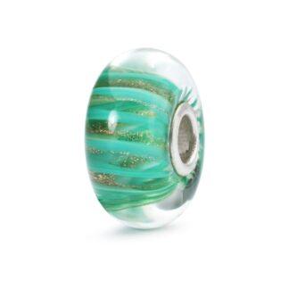 Beads Trollbeads in Argento e Vetro - Anima Gemella - TGLBE-10405