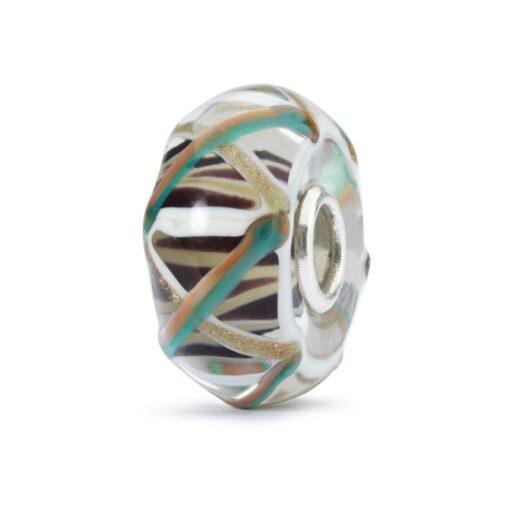 Beads Trollbeads in Argento e Vetro - Avventura - TGLBE-10410