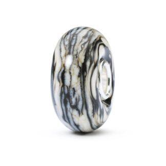 Beads Trollbeads in Argento e Vetro - Roccia Incantata - TGLBE-10416
