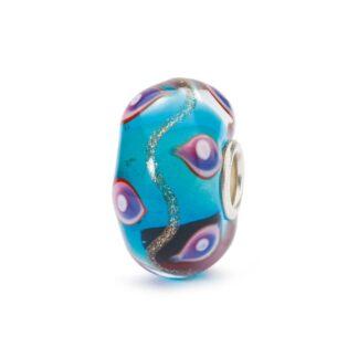 Beads Trollbeads in Argento e Vetro - Tentazione - TGLBE-10427