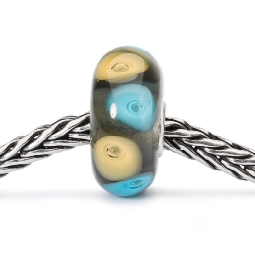 Beads Trollbeads in Argento e Vetro - Palloncini Danzanti - TGLBE-10433