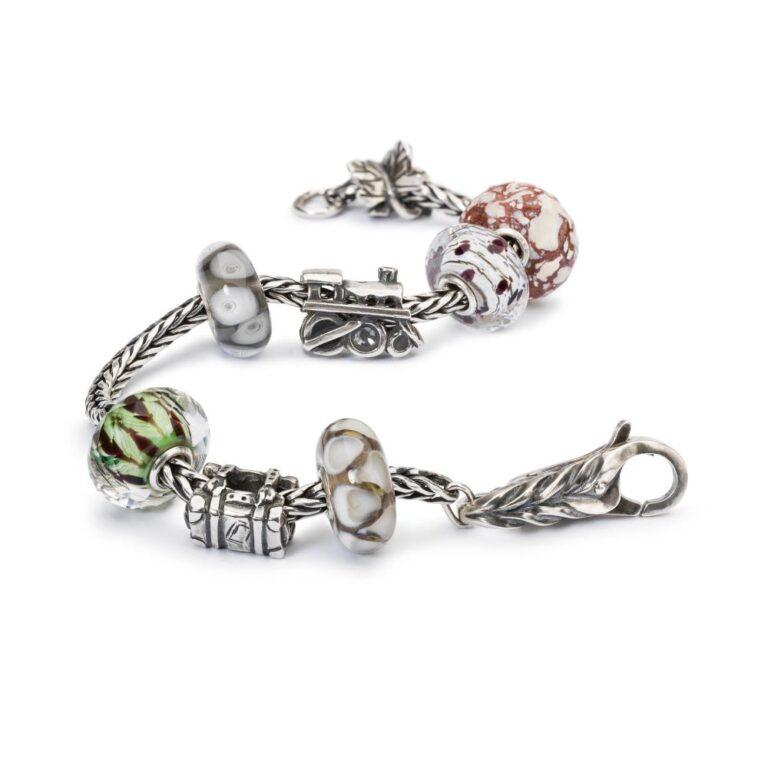 Beads Trollbeads in Argento e Vetro - Rincorsa - TGLBE-10434