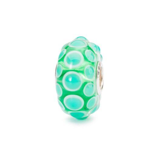 Beads Trollbeads in Argento e Vetro - Semi della Speranza - TGLBE-10443