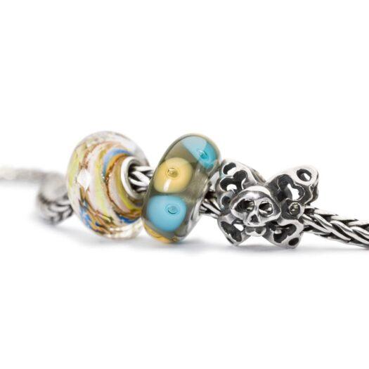 Beads Trollbeads in Argento e Vetro - Festival - TGLBE-30034