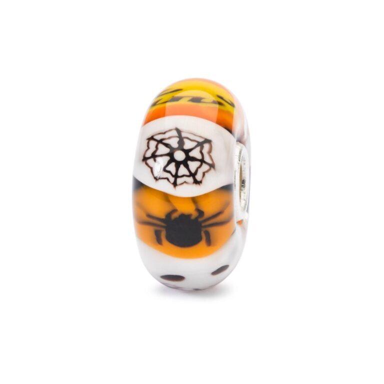 Beads Trollbeads in Argento e Vetro - Notte Stregata - TGLBE-30043