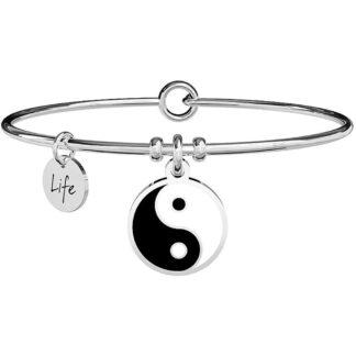 Bracciale Kidult in Acciaio Yin Yang  Equilibrio – Spirituality – 731703