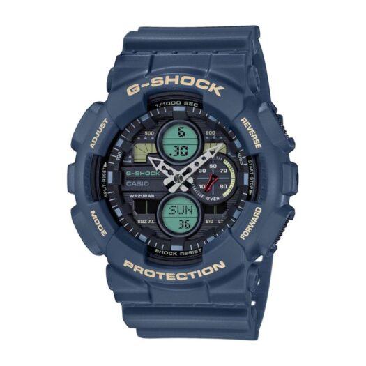Orologio Cronografo Casio in Resina - G-Shock - GA-140-2AER