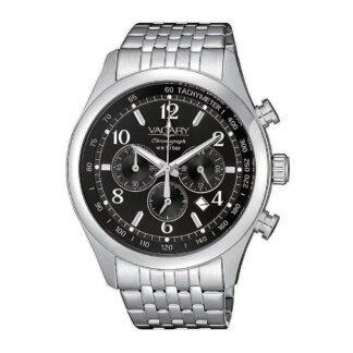 Orologio Cronografo Vagary by Citizen in Acciaio - Rockwell - IV4-217-51