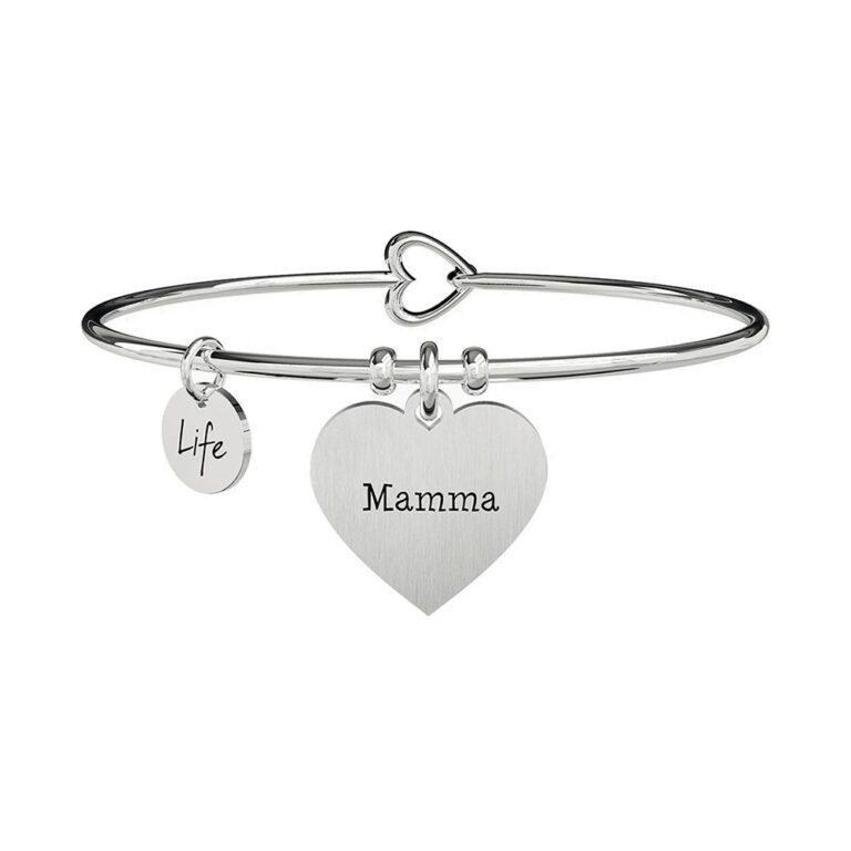 Bracciale Kidult in Acciaio Mamma  Felicità – Family – 731752