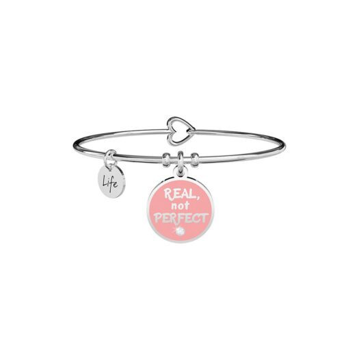 Bracciale Kidult in Acciaio Real Not Perfect - Philosophy - 731721