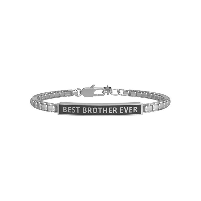 Bracciale Kidult in Acciaio Best Brother - Family - 731809