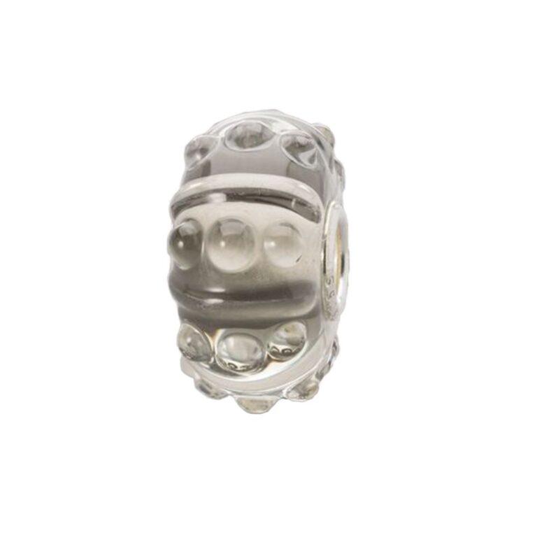 Beads Trollbeads in Argento e Vetro - Castelli di Sabbia - TGLBE-20116