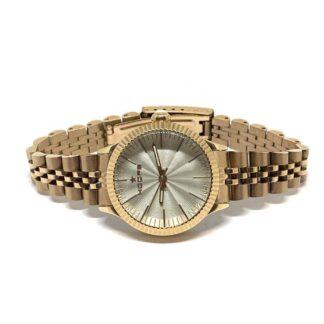 Orologio Hoops Donna Solo Tempo in Acciaio Rosato - Luxury Gold - 2560LG02