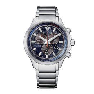 Orologio Eco Drive Cronografo Citizen in Super Titanio - Super Titanium - AT2470-85L