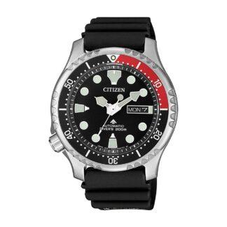 Orologio Automatico Citizen in Acciaio e Poliuretano - Promaster - NY0085-19E