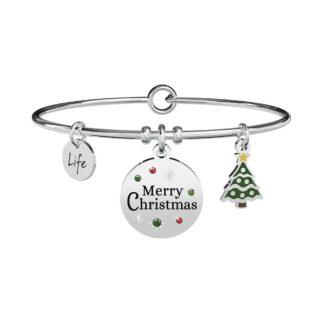 Bracciale Kidult in Acciaio  Merry Christmas - Symbols - 731864