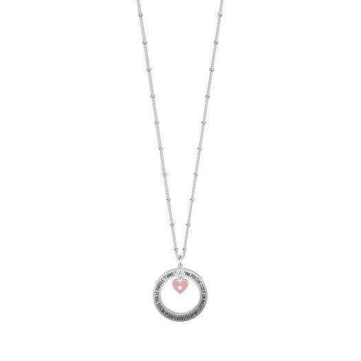Collana Kidult in Acciaio Bacio  E. Rostand - Love - 751175