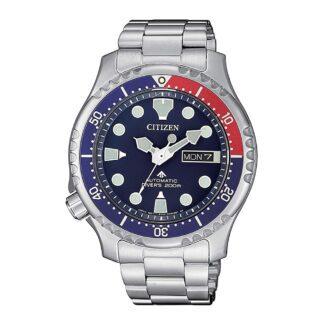 Orologio Automatico Citizen in Acciaio Diver's- Promaster - NY0086-83L