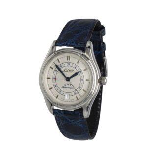 Orologio Automatico Lorenz in Acciaio e Pelle - Torneo - 017224AH