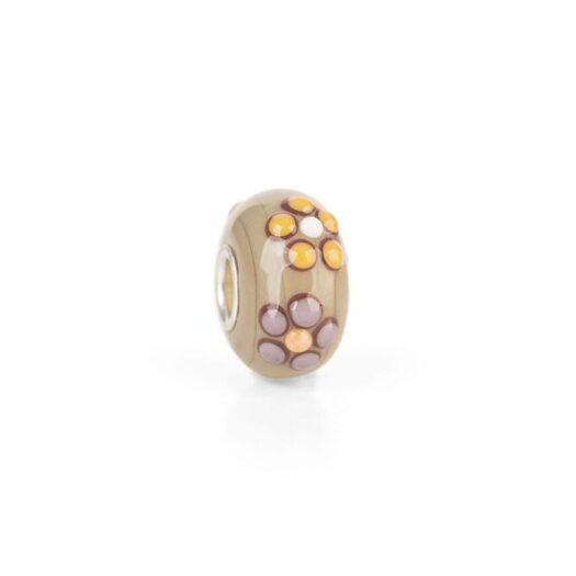 Beads Trollbeads in Argento e Vetro - Bouquet Verde - TGLBE-20142