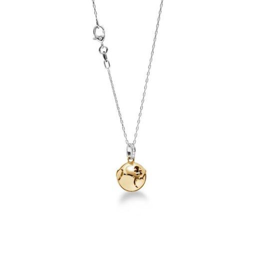 Collana Le Bebé in Oro Bicolore con Diamanti - Suonamore - SNM030
