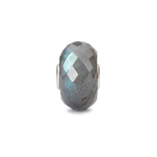 Beads Trollbeads in Argento e Pietra Dura - Labradorite - TSTBE-20019
