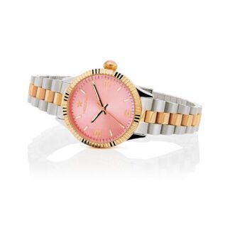 Orologio Hoops Donna in Acciaio Bicolore - Luxury Silver&Gold - 2618LSRG05