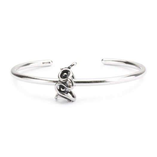 Beads Trollbeads in Argento - Stop Armonia - TAGBE-30157